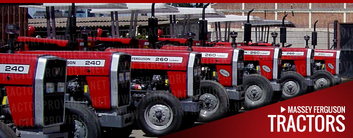 messay ferguson Tractors and farm equipment limited tractors and farm equipment limited (tafe), is an indian tractor major incorporated in 1960 at chennai massey ferguson.