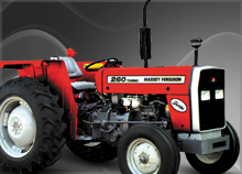 MF 260 Tractors for sale
