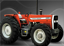 MF 385 4WD Tractors for sale