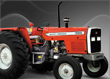 MF 385 2WD Tractors for sale