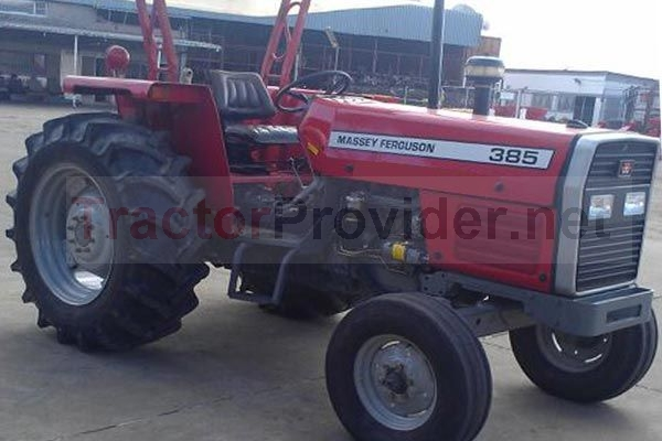 Massey Ferguson / MF-385 in Zimbabwe Stock
