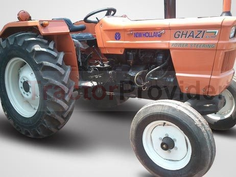New Holland / Ghazi