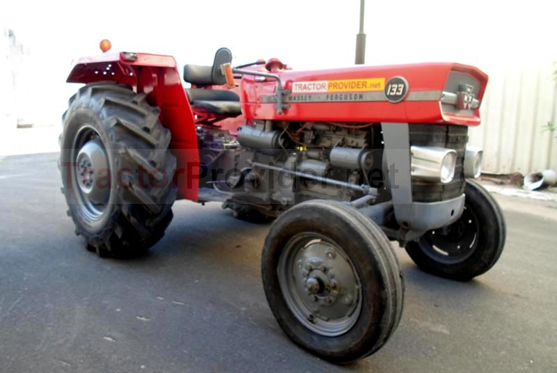 Massey Ferguson / MF-133 in Tanzania Stock
