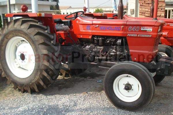 New Holland / 640S in Zimbabwe Stock