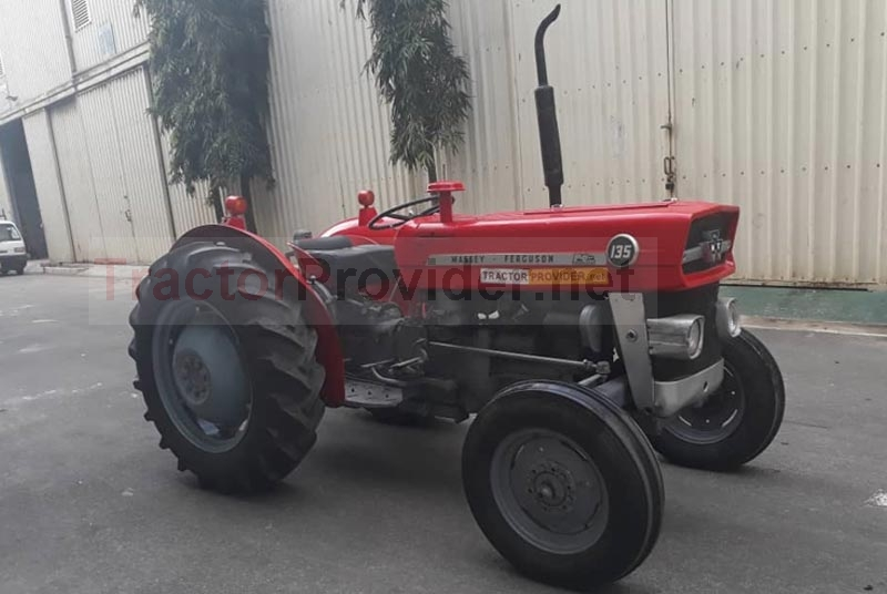 Massey Ferguson / MF-135 in Tanzania Stock