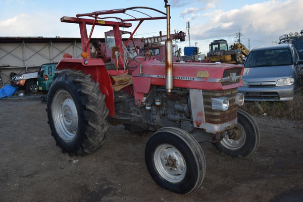 Massey Ferguson / MF-165 in Zimbabwe Stock