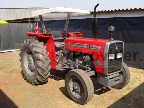 Massey Ferguson / MF-260 in Zimbabwe Stock