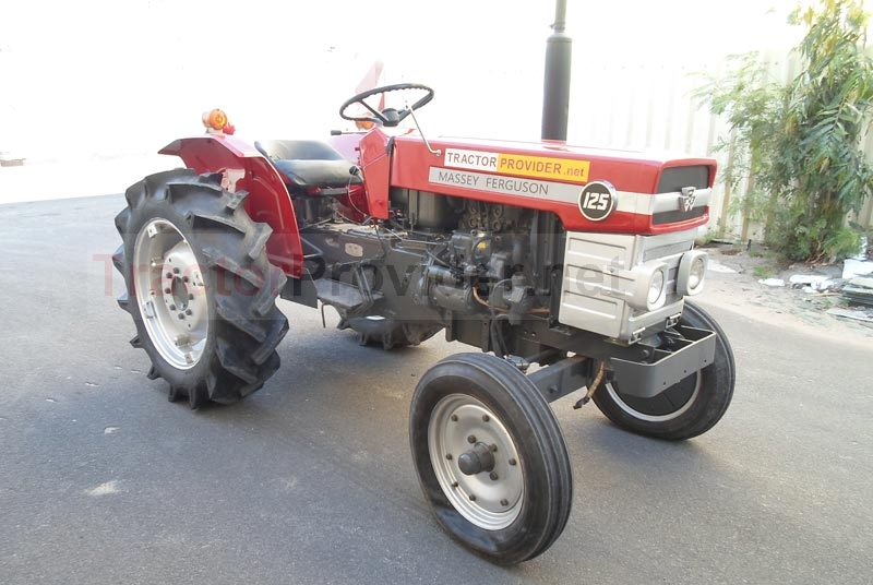 Massey Ferguson / MF-125 in Tanzania Stock