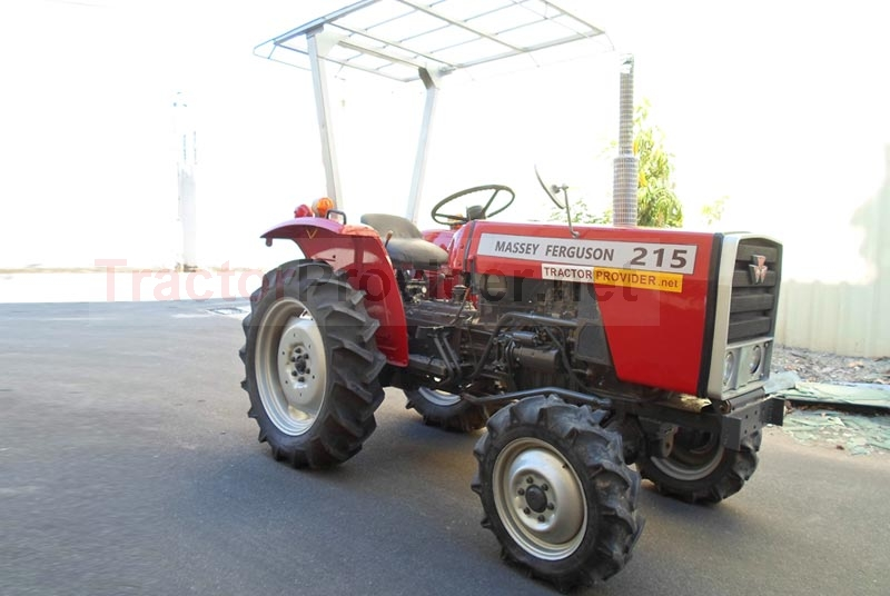 Massey Ferguson / MF-215/4WD in Tanzania Stock