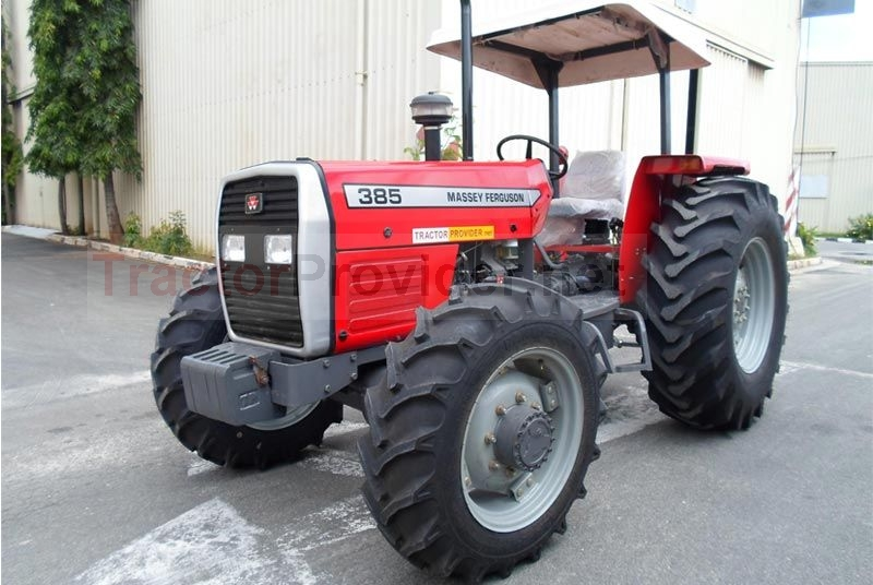 Massey Ferguson / MF-385/4WD in Tanzania Stock