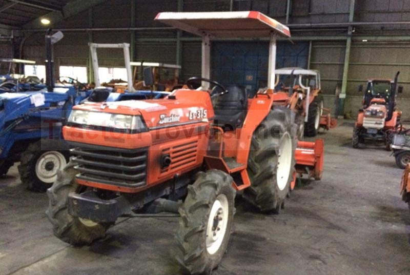 Kubota / L1-315D in Zimbabwe Stock