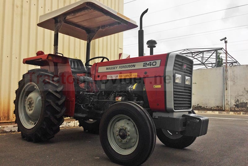 Massey Ferguson / MF-240 in Tanzania Stock