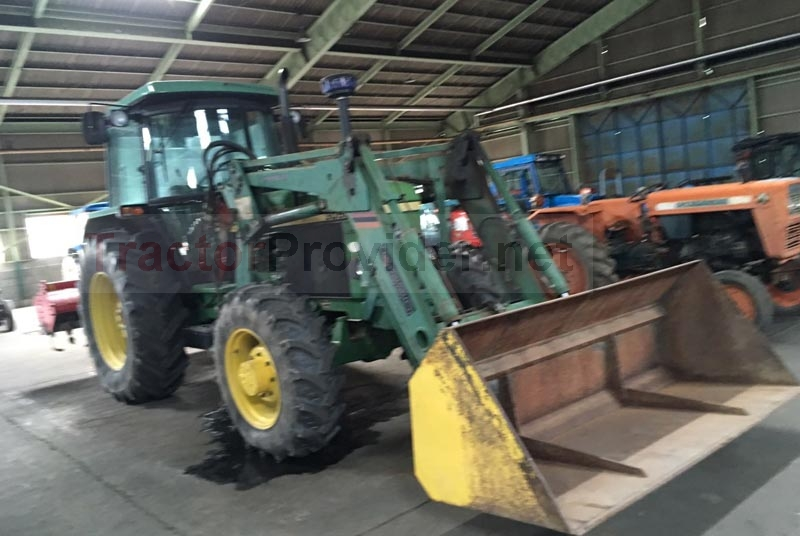 John Deere / 3050 in Zimbabwe Stock
