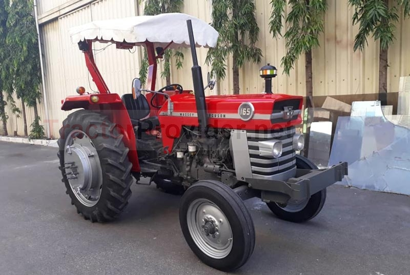 Massey Ferguson / MF-165 in Tanzania Stock