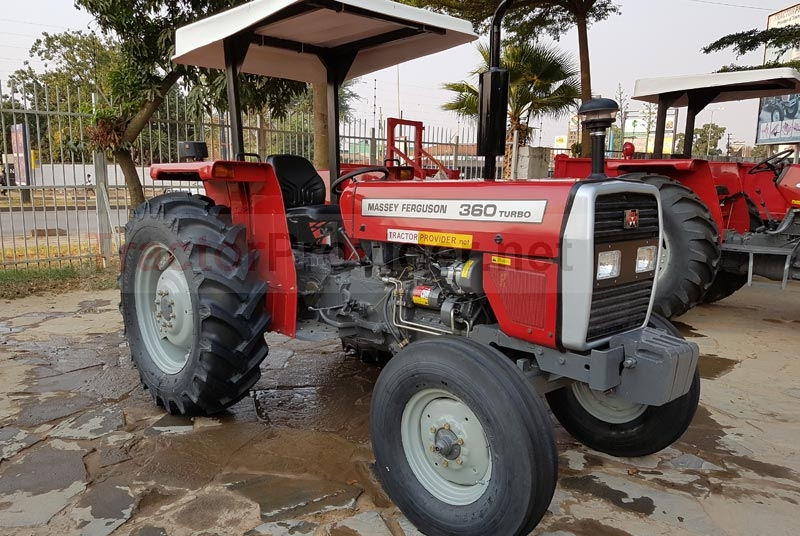 Massey Ferguson / MF-360 in Zambia Stock