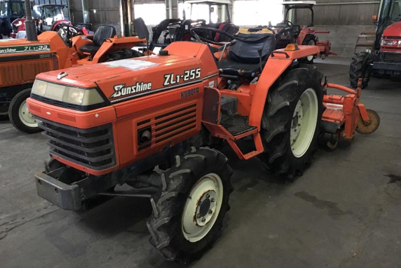 Kubota / L1-255 in Zimbabwe Stock