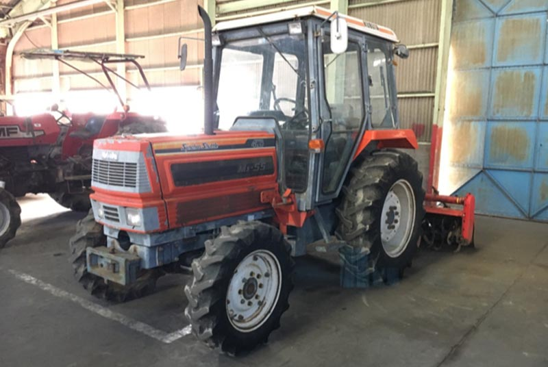Kubota / M1-55 in Zimbabwe Stock