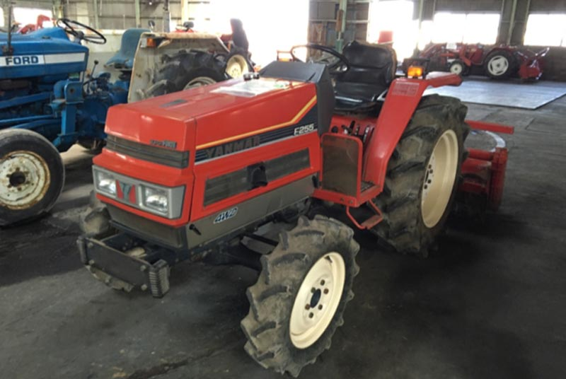 Yanmar / F255 in Zimbabwe Stock