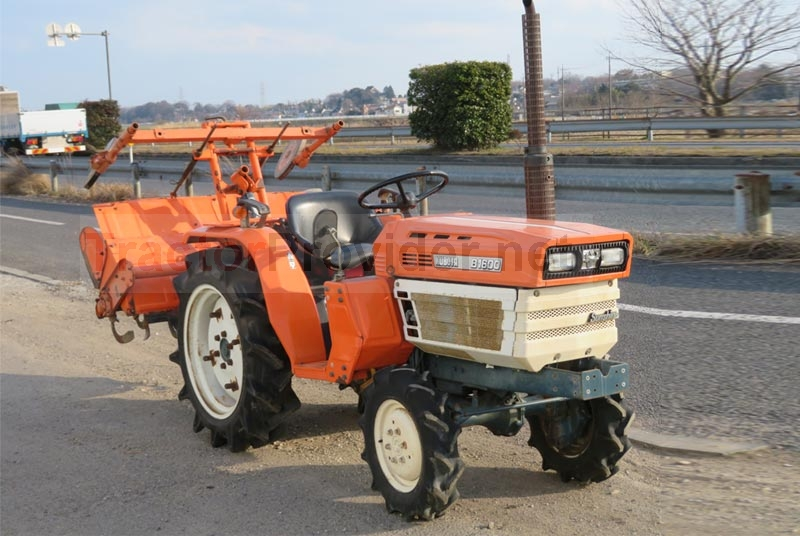 Kubota / B1600DT in Zimbabwe Stock