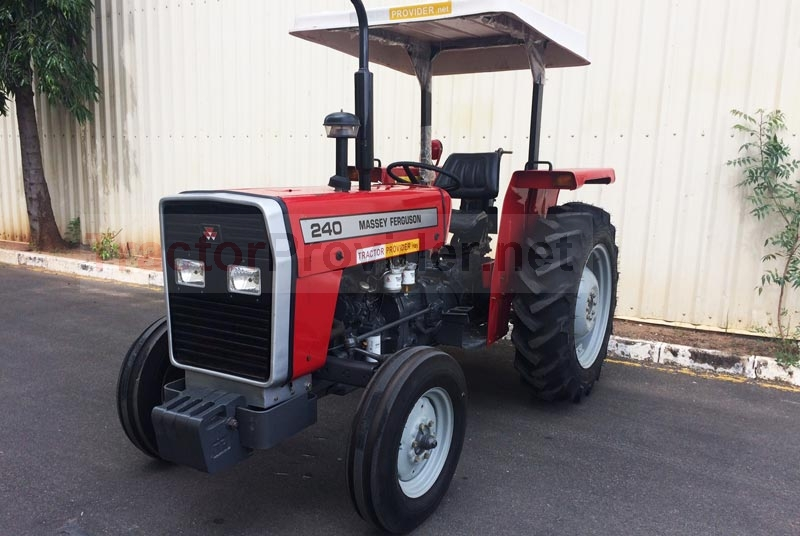 Massey Ferguson / MF-240 in Zambia Stock