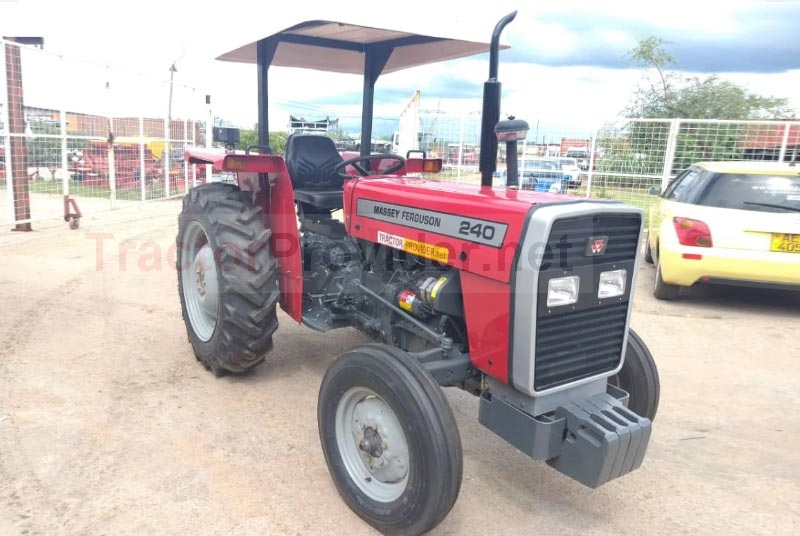 Massey Ferguson / MF-240 in Zimbabwe Stock