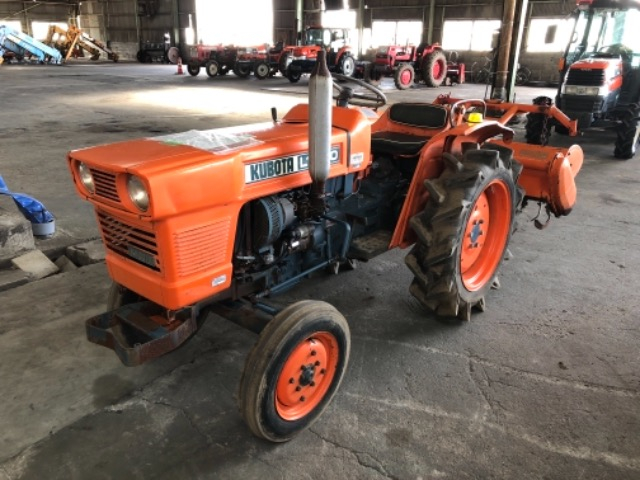 Kubota / L1500 in Zimbabwe Stock