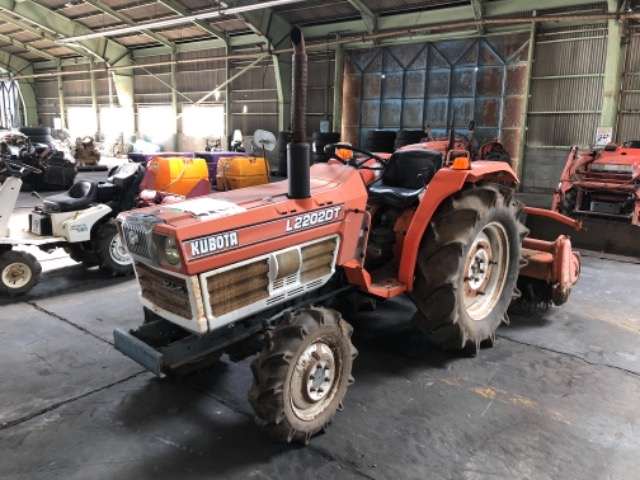 Kubota / L2202DT in Zimbabwe Stock