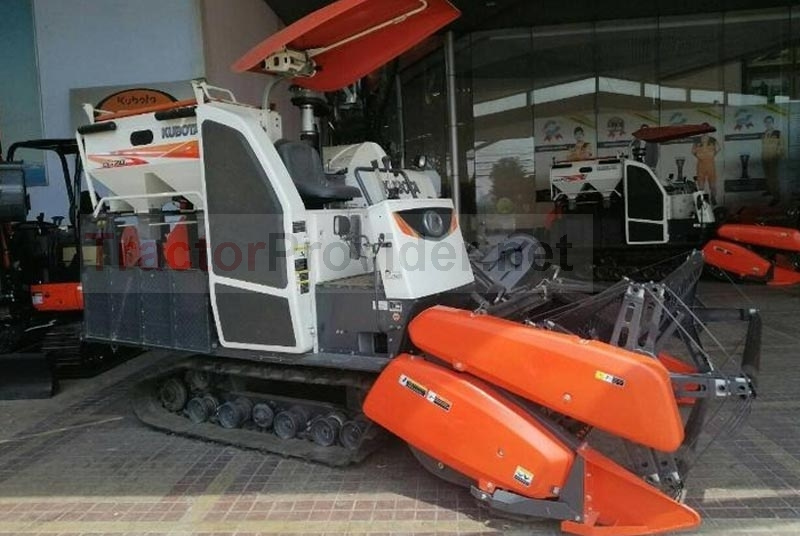 Kubota / DC-70  in Zimbabwe Stock