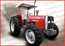 MF 385 (4WD) Tractor