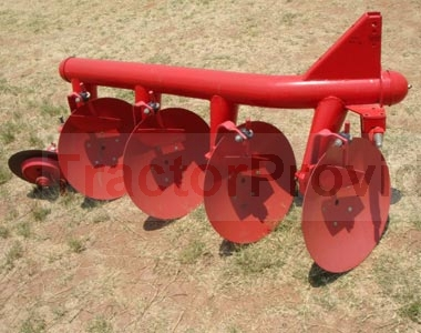 Disc Plough  4 Dices